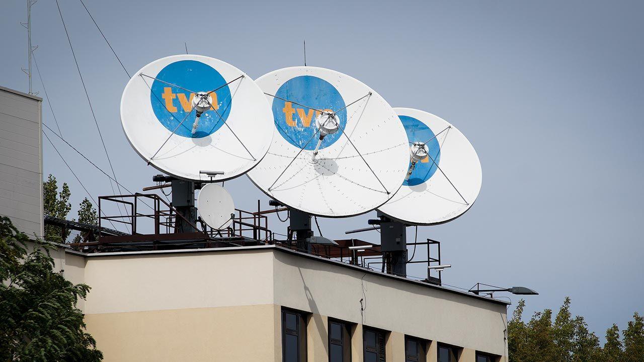 Poważne oskarżenia pod adresem TVN (fot. Jaap Arriens/NurPhoto via Getty Images)
