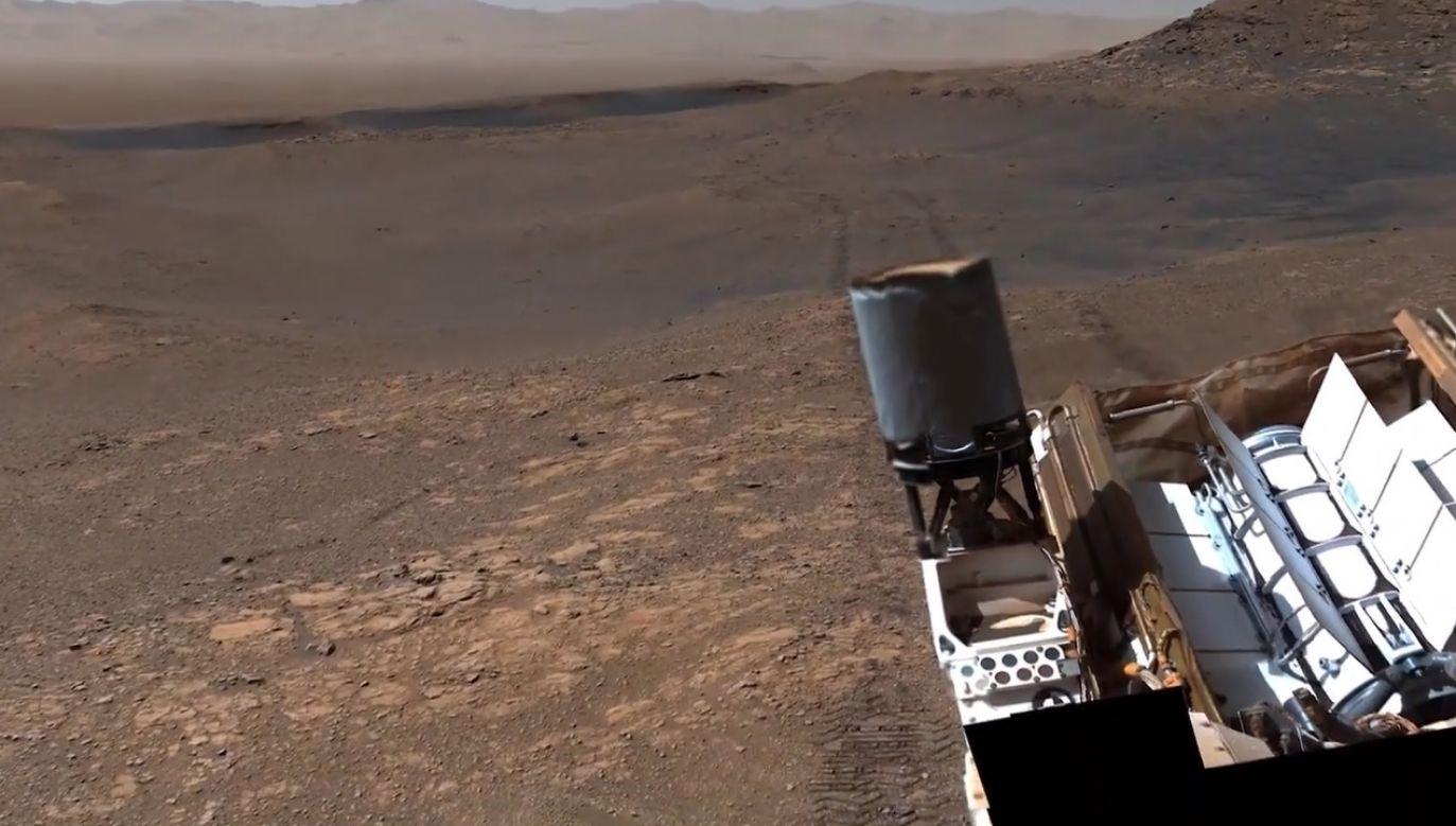 Prezentacja składa się z ponad 1000 zdjęć (fot. NASA)