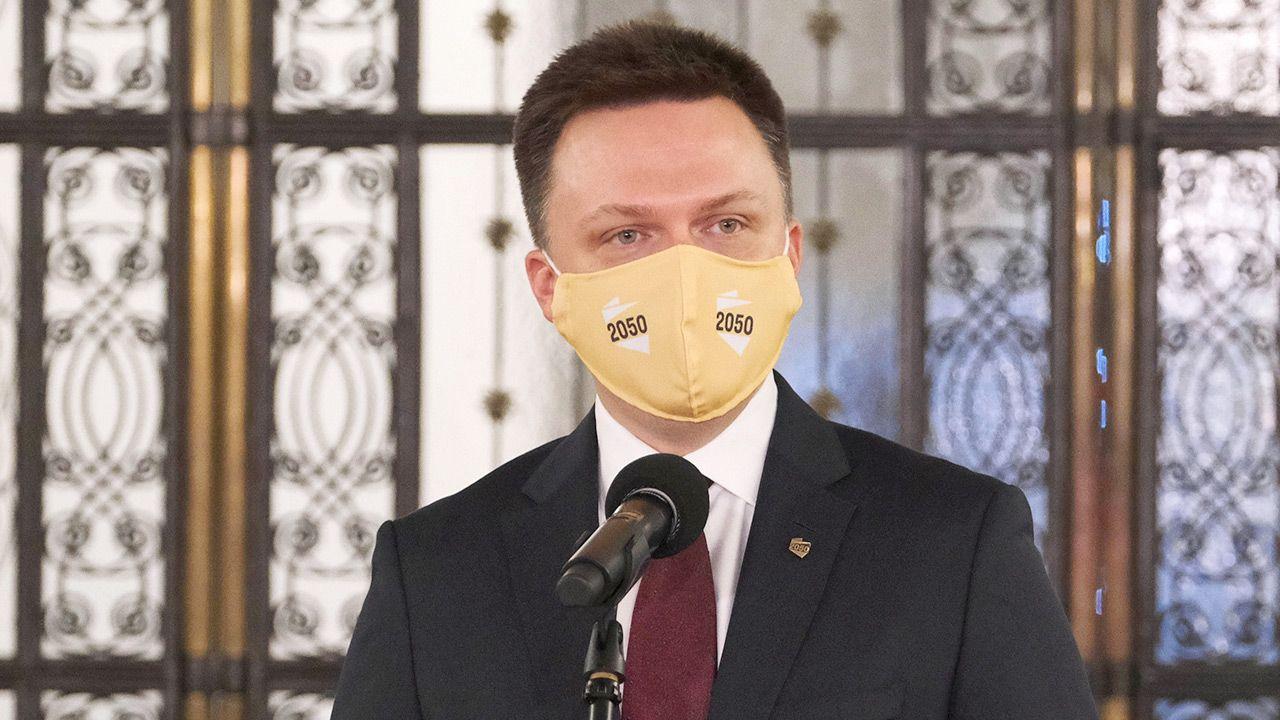 Zmiana poglądów czy rozdwojenie jaźni – komentuje Miłosz Manasterski (fot. PAP/Mateusz Marek)