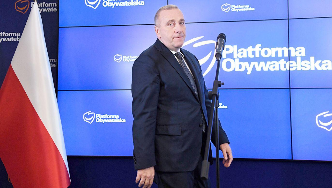 Platforma nie pójdzie do wyborów ani z PSL, ani z SLD (fot. PAP/Piotr Nowak)