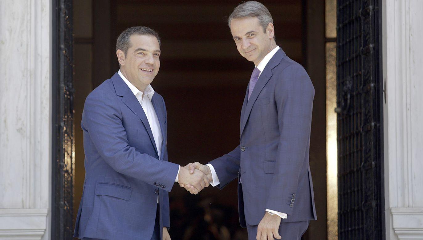 W ubiegłym roku dług publiczny Grecji wyniósł 335 miliardów euro, czyli 180 procent PKB (fot. Milos Bicanski/Getty Images)