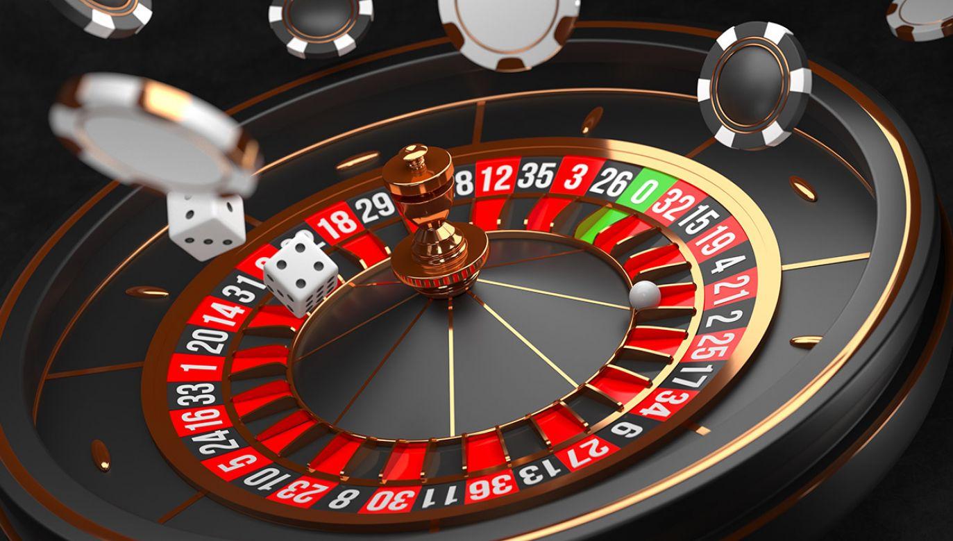 Legalny rynek gier hazardowych rośnie, co potwierdzają sprawozdania firm bukmacherskich (fot. Shutterstock/Vector-3D)