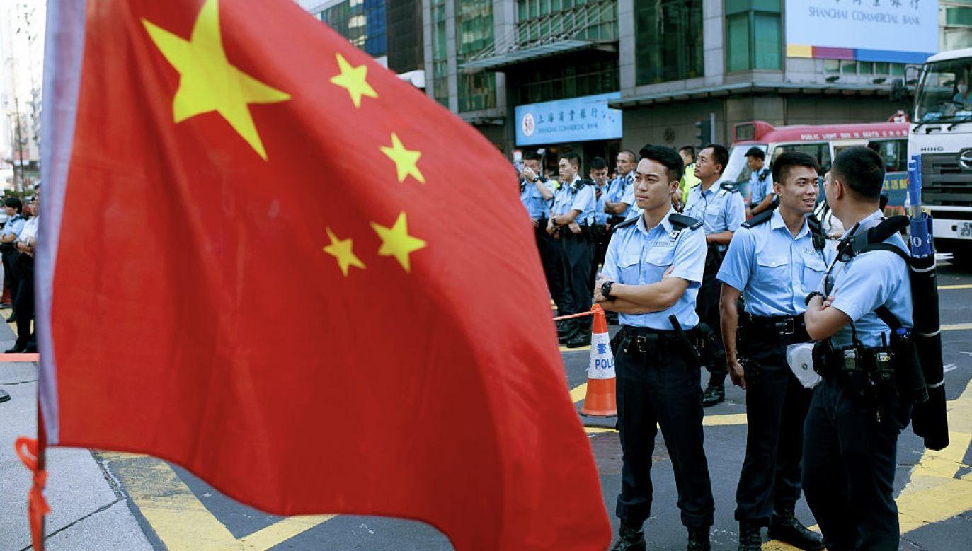 Homoseksualizm przestał być w Chinach nielegalny w 1997 roku (fot. Borja Sanchez-Trillo/Getty Images)