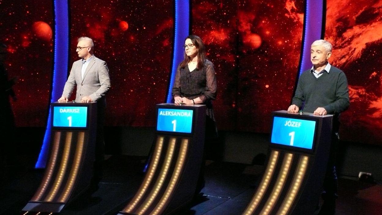Do finału 11 odcinka 118 edycji weszła trójka najlepszych graczy