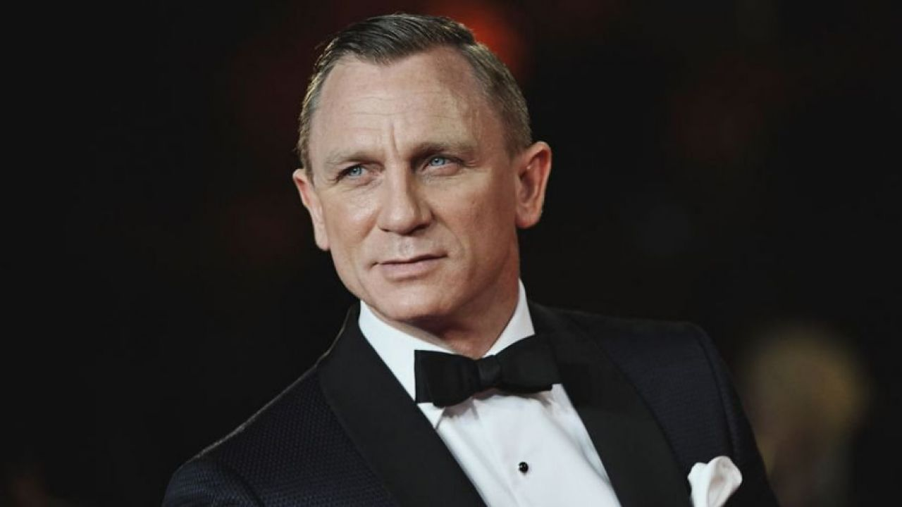 Daniel Craig wystąpił w czterech filmach o przygodach agenta 007 (fot. Gareth Cattermole/Getty Images)