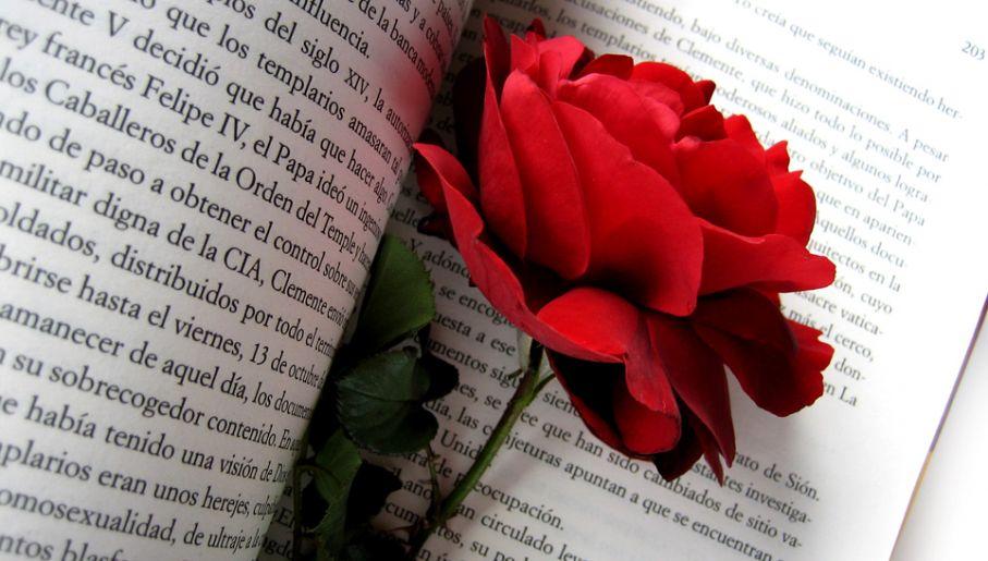 Mieszkańcy Katalonii będą się wzajemnie obdarowywać książkami i różami.(fot. sxc.hu/ugaldew)