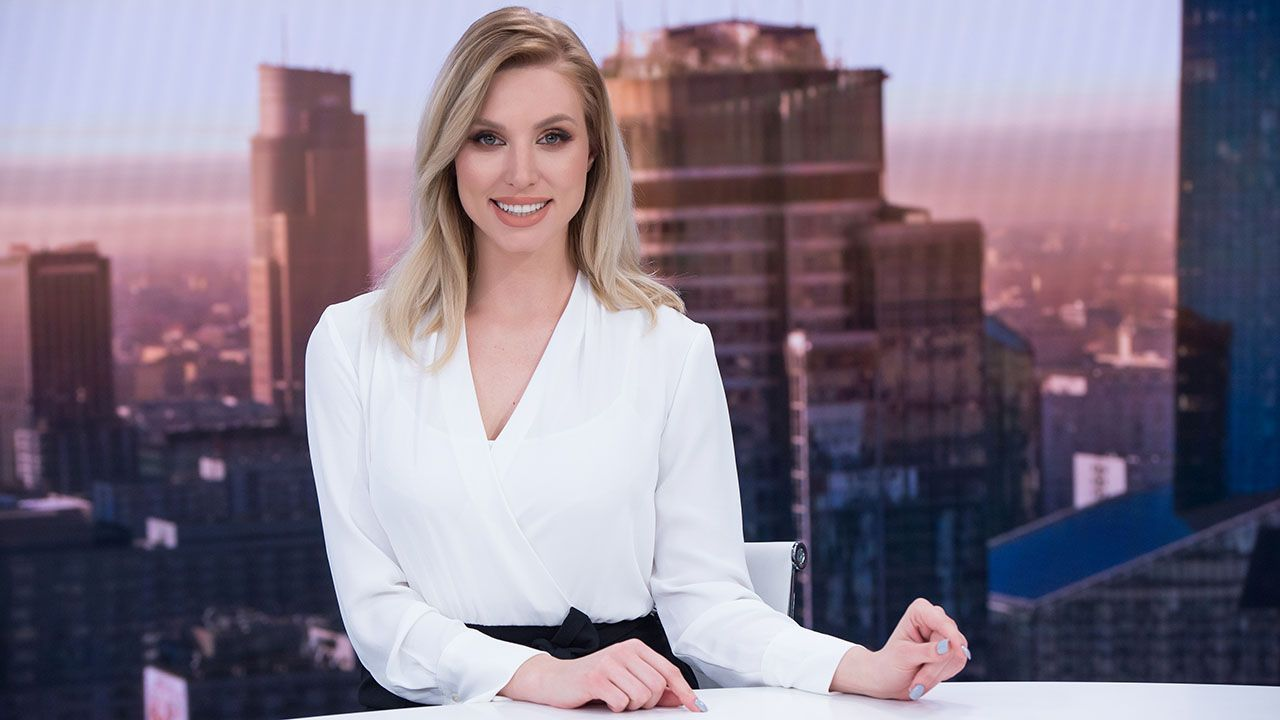 Karolina Pajączkowska zadebiutuje już 10 listopada (fot. TVP)