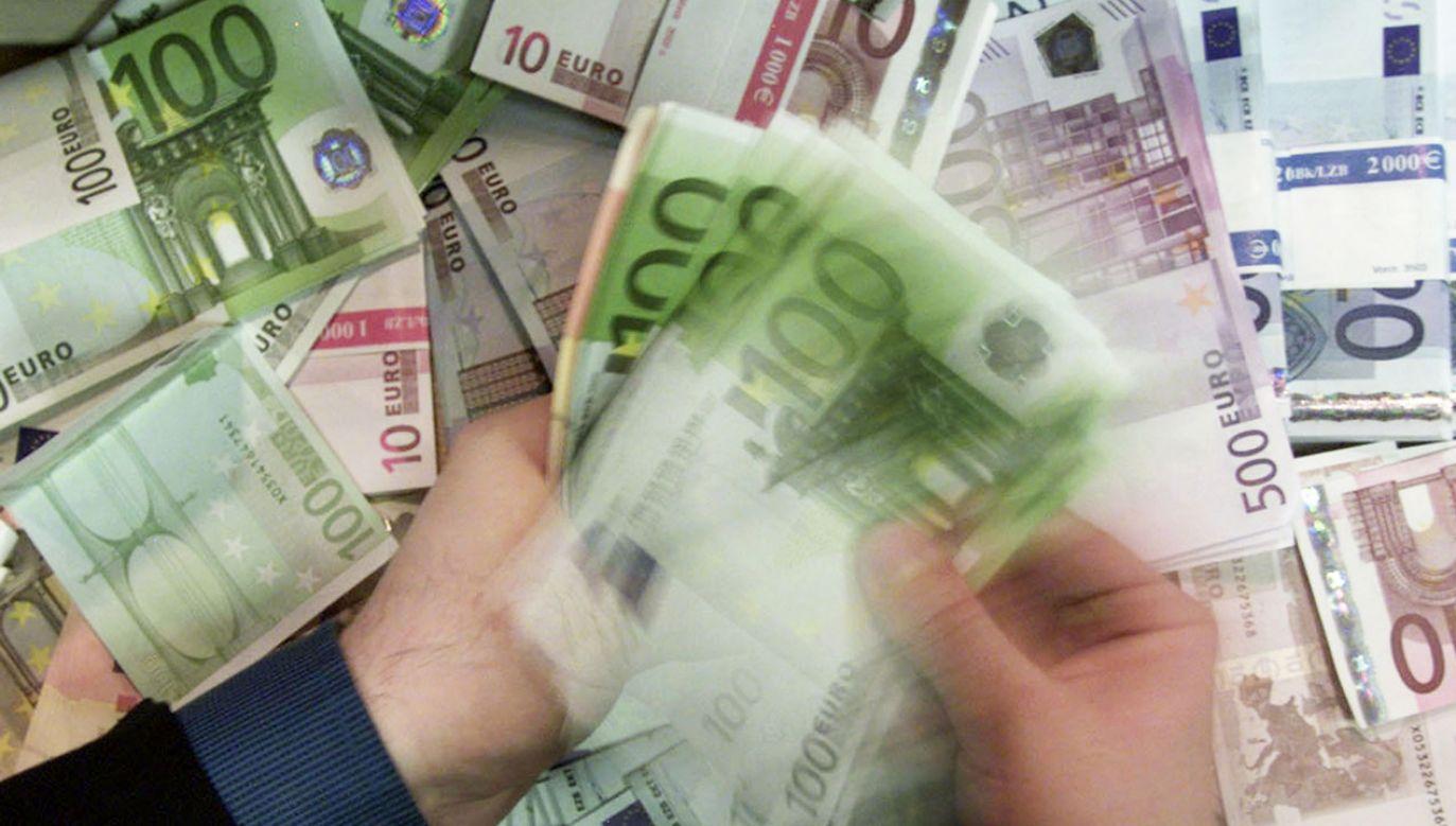 Największa dotąd wygrana w historii tej włoskiej gry to prawie 178 milionów euro (fot. Reuters/Russell Boyce)