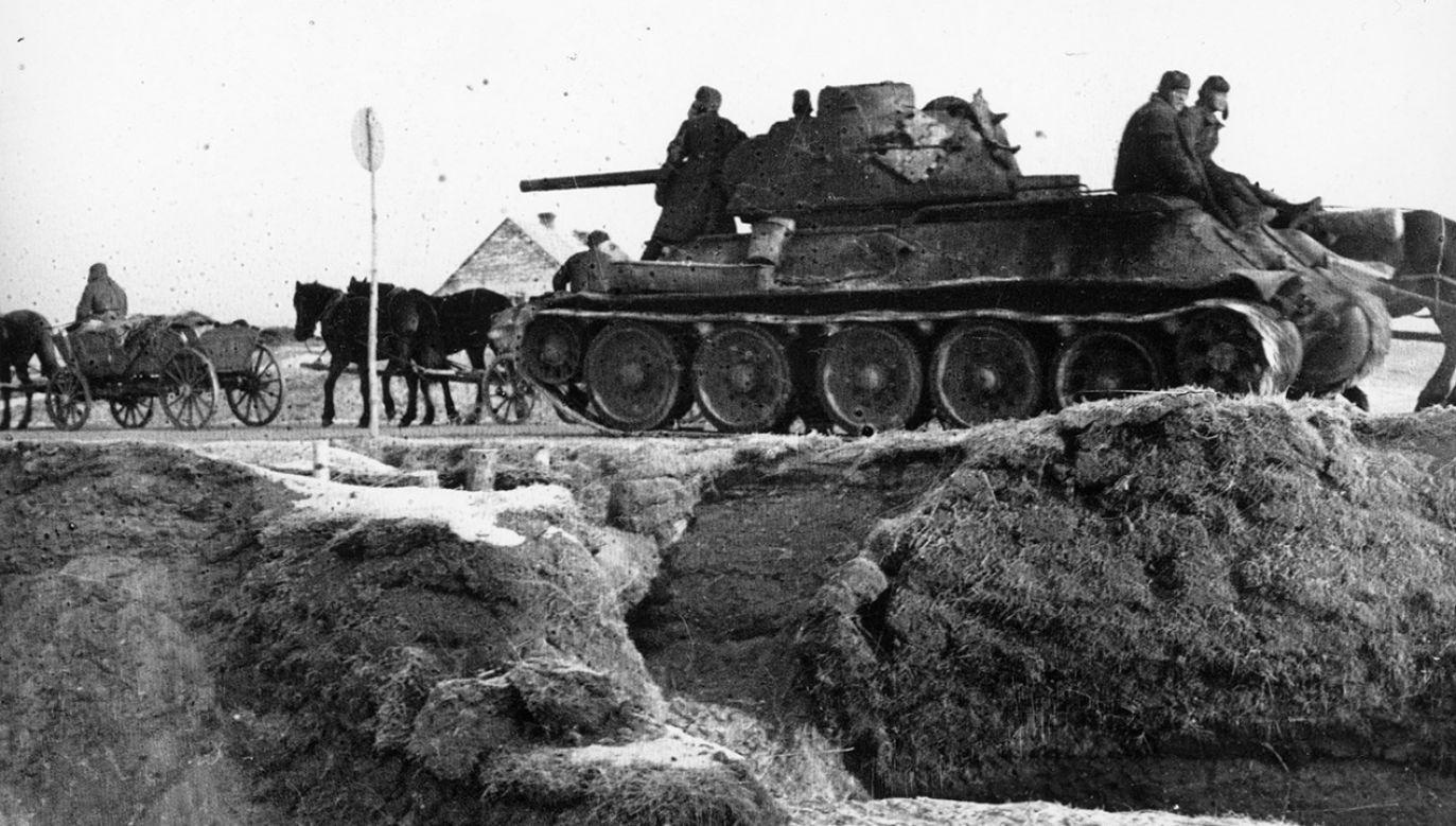 Historyk podkreślił, że także od Rosji powinniśmy domagać się reparacji (fot. Sovfoto/Universal Images Group via Getty Images)