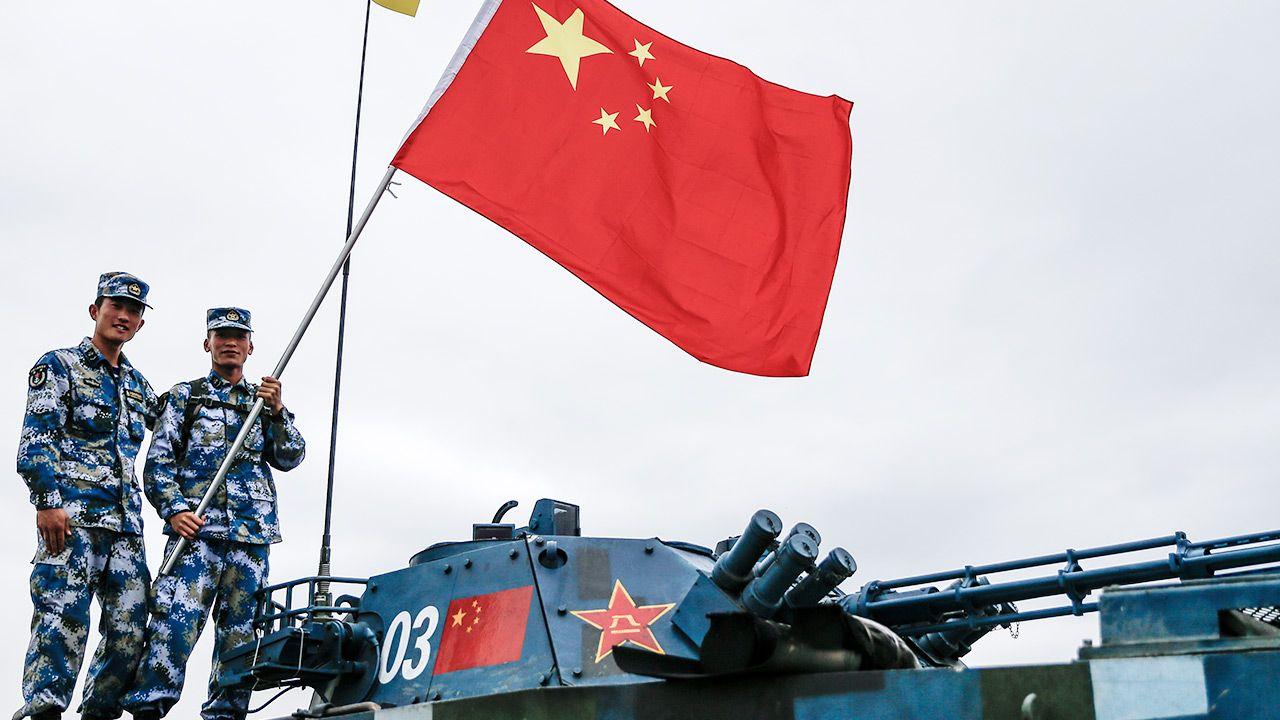 Chiny zachęcają USA do resetu, ale domagają się akceptacji dla swojej polityki (fot. Vitaly Nevar\TASS via Getty Images)