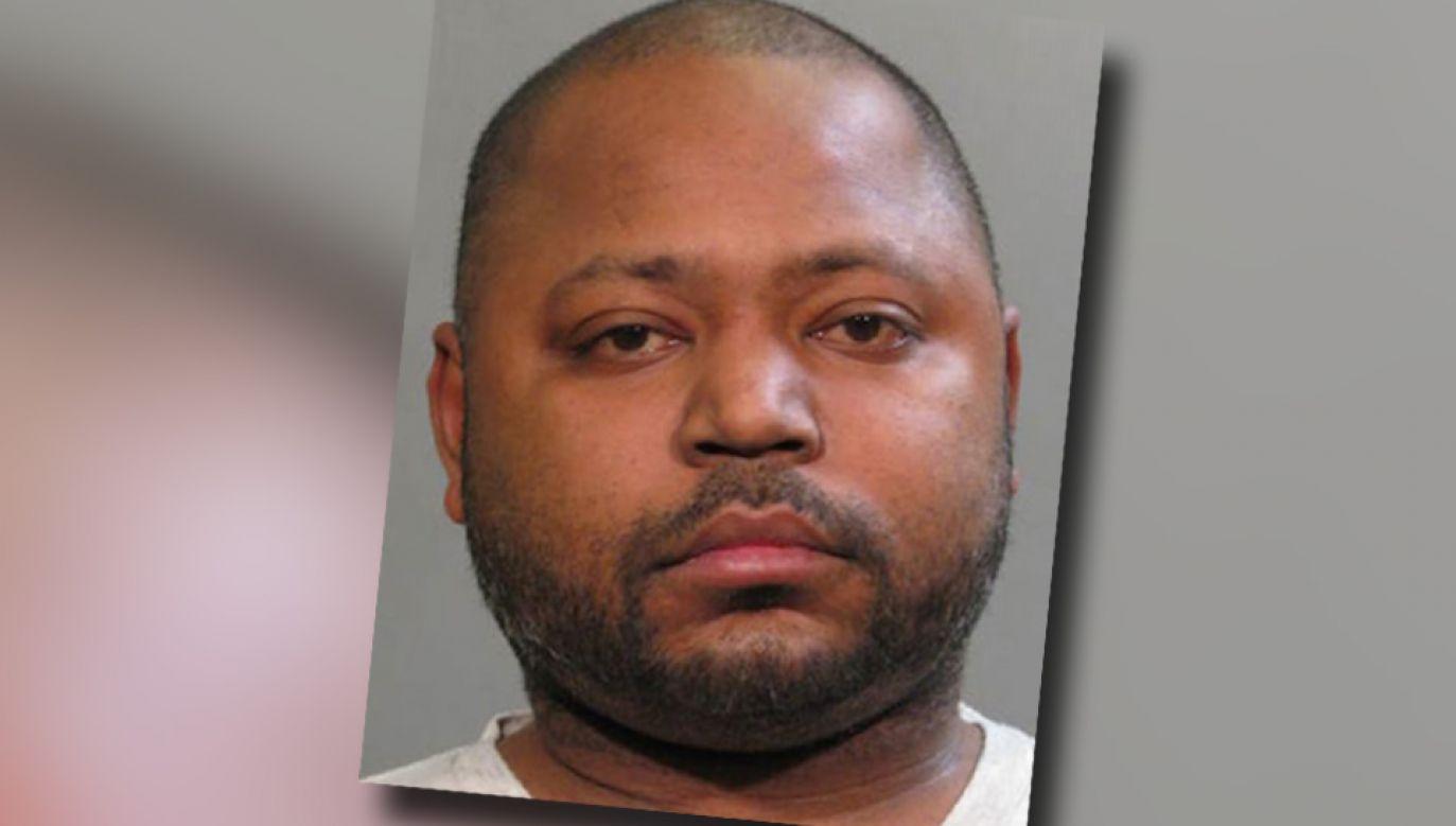 Jelani Maraj twierdził, że jest niewinny (fot. Nassau County Jail)