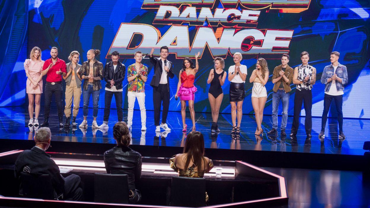 A następna dawka tanecznych wrażeń już 7 marca! (fot. J. Bogacz/TVP)