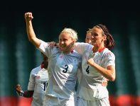 Brytyjki odniosły pierwsze zwycięstwo (fot. Getty Images)