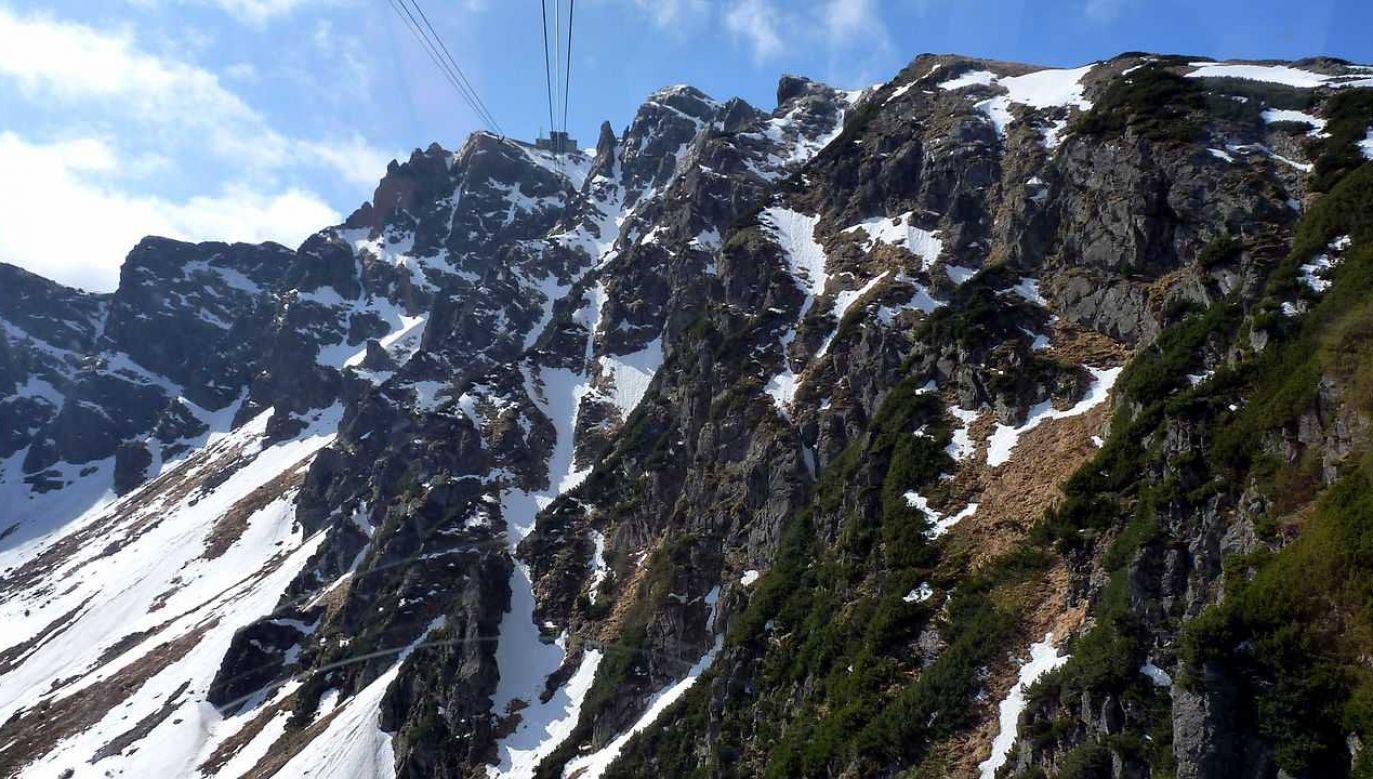 Warunki turystyczne są niekorzystne (fot. Wiki 4.0/Tomekkucharczyk1994)