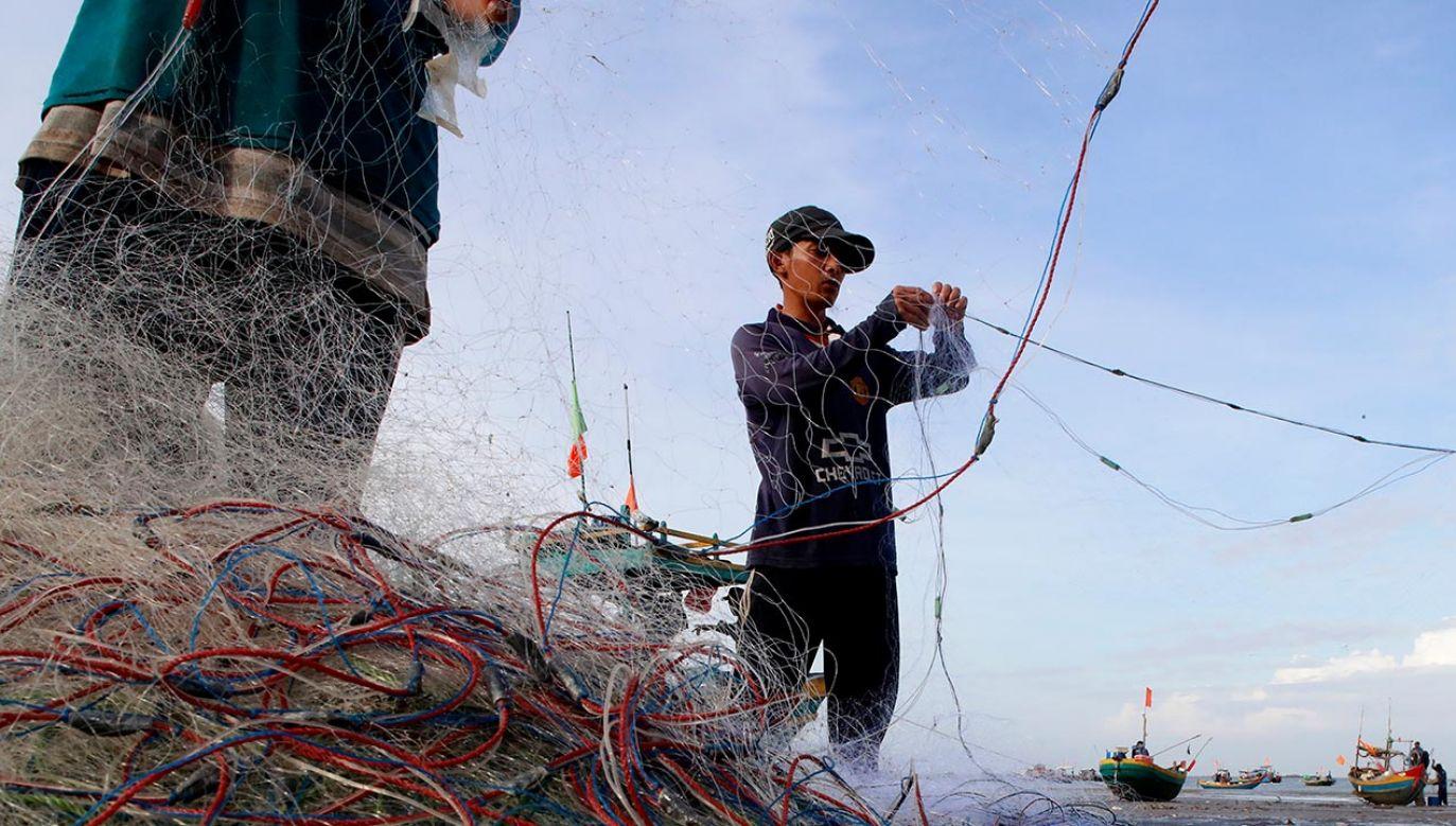 Zakaz nie dotyczy filipińskich rybaków (fot. Godong/Universal Images Group via Getty Images)