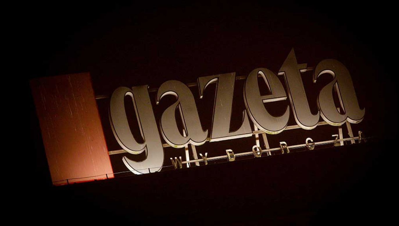 """""""Gazeta Wyborcza"""" przeprasza (fot.  Jaap Arriens/NurPhoto via Getty Images)"""
