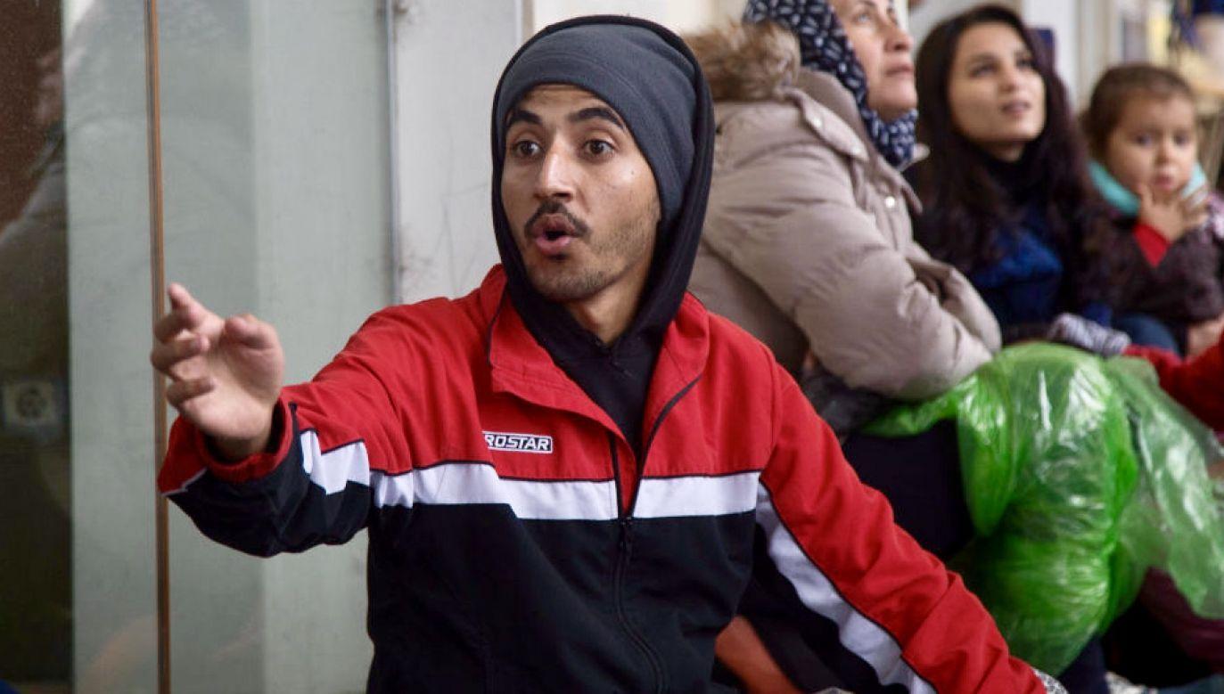 Mężczyzna został skazany za gwałt na czwórce młodych mężczyzn (fot. N.Economou/Nur/Getty Images, zdjęcie ilustracyjne)