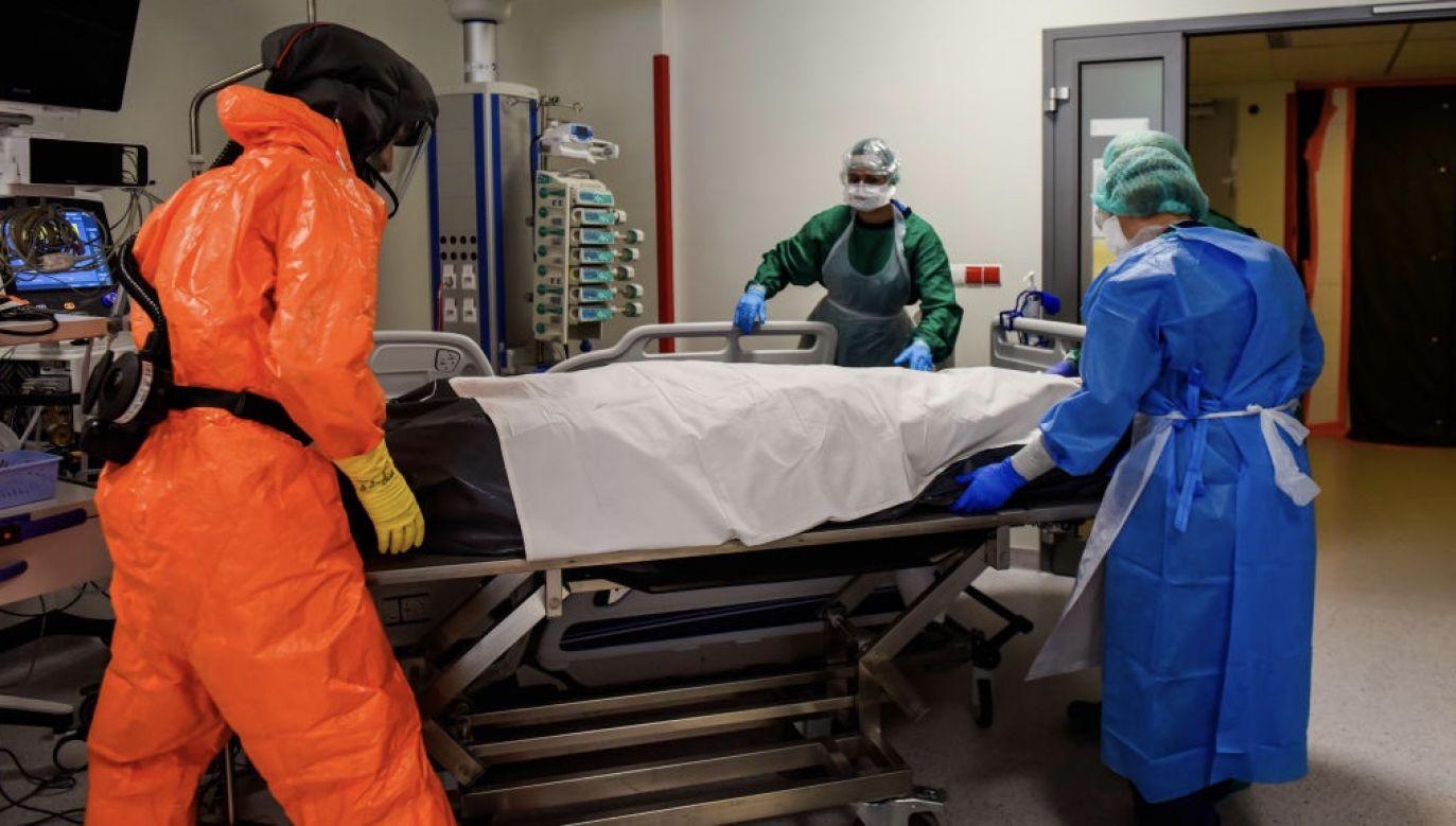 Instytut nie przyjmuje nowych pacjentów (fot. Omar Marques/Getty Images, zdjęcie ilustracyjne)
