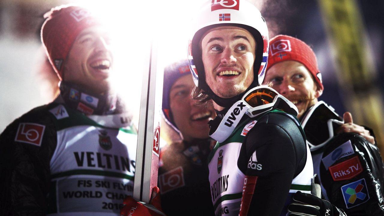 Koronawirus a sport. Norweskie skoki narciarskie wychodzą z kłopotów finansowych