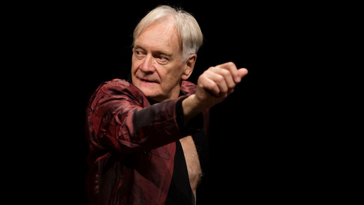 """""""Szekspir Forever!"""" to niezwykła lekcja teatru w wykonaniu jednego z najwybitniejszych polskich aktorów (fot. Jan Bogacz/TVP)"""