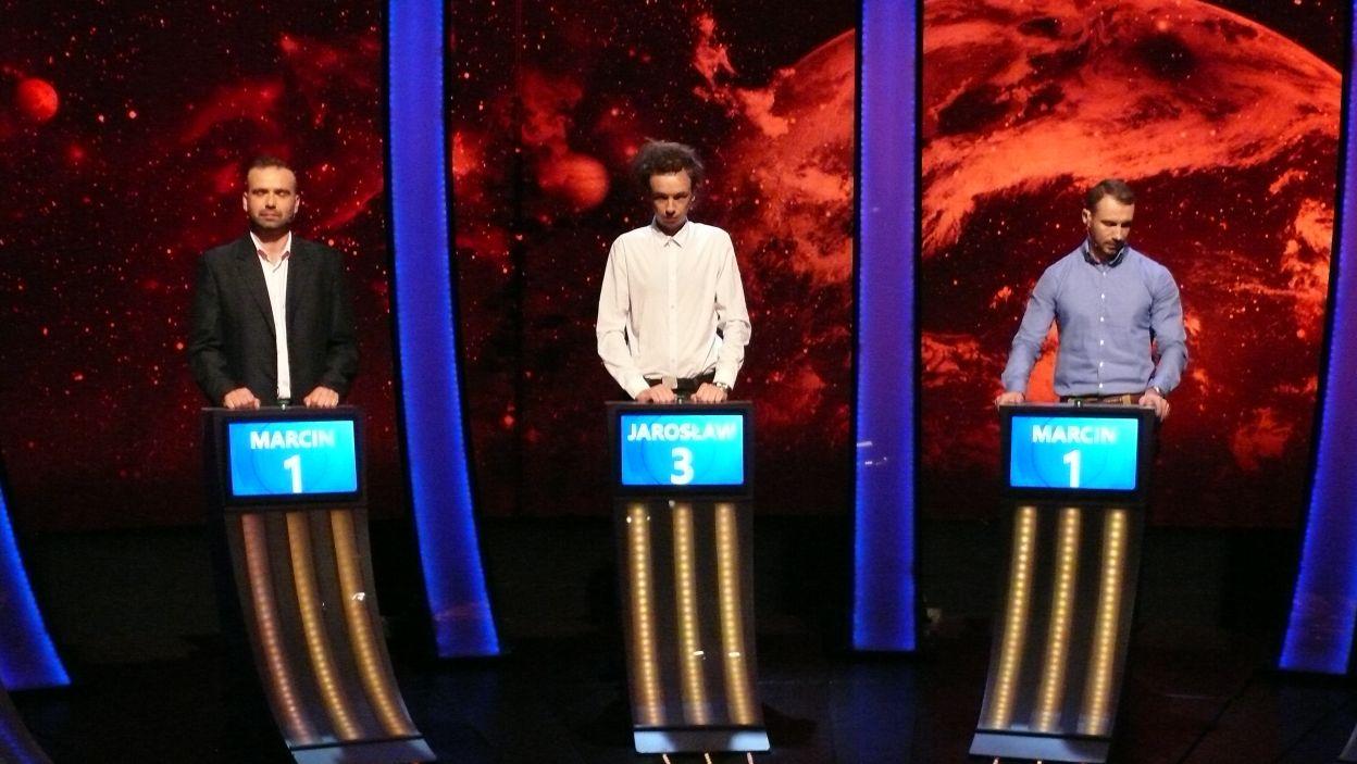Rozgrywka drugiego etapu wyłoniła 3 finalistów 8 odcinka 114 edcyji
