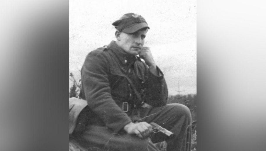 """Józef Kuraś """"Ogień"""" (fot. IPN)"""