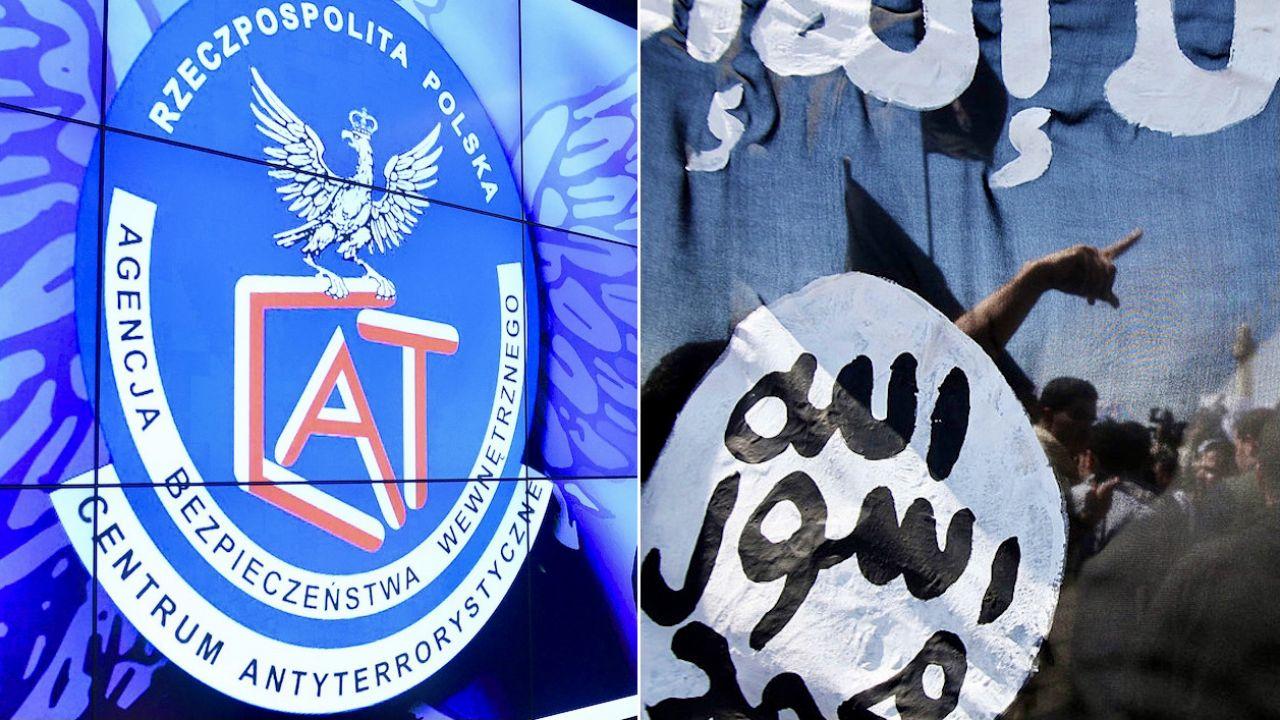 Poziom zagrożenia terrorystycznego w Polsce ocenia ABW (fot. arch.PAP/R.Pietruszka, J.Pix/Getty Images)