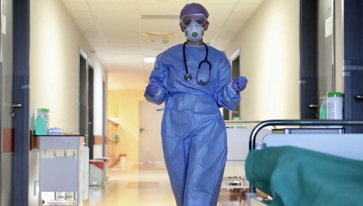 Stan epidemii w kraju (fot. PAP/Leszek Szymański)