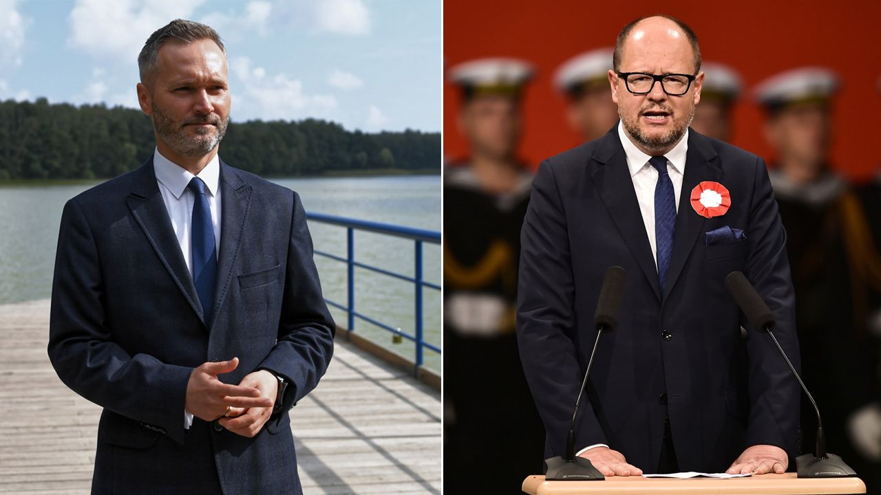 """W """"Dzienniku Gazecie Prawnej"""" opublikowano wywiady z dwoma kandydatami na prezydenta Gdańska (fot. PAP/Adam Warżawa/Marcin Gadomski)"""