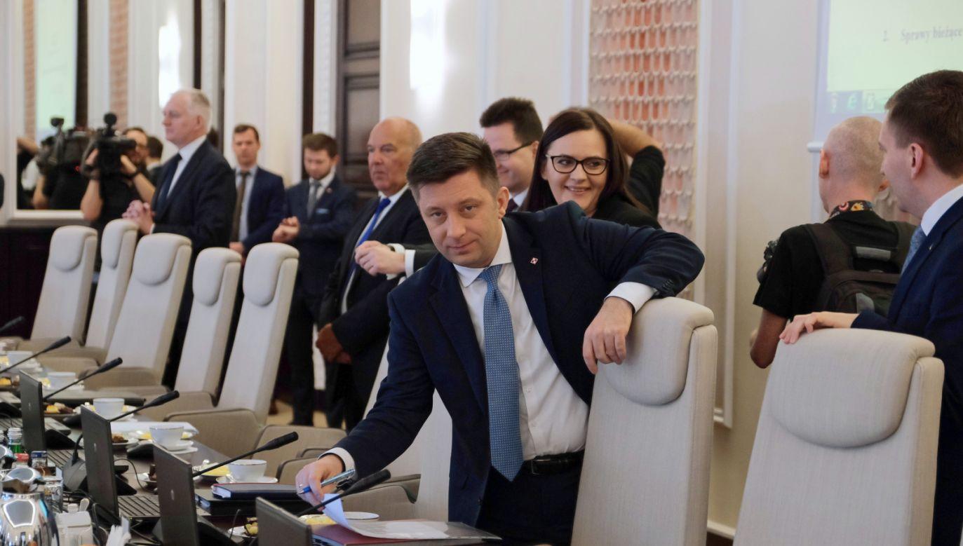 We wtorek odbędzie się posiedzenie Rady Ministrów (fot. PAP/Mateusz Marek)