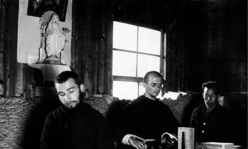 O. Kolbe korzystał z doświadczeń zdobytych w Japonii. Fot. Mat wyd. Biały Kruk
