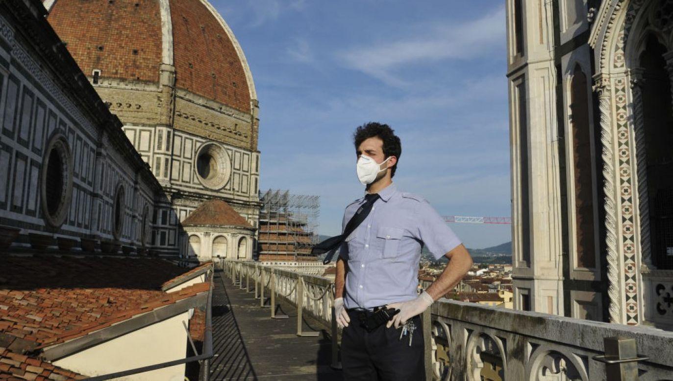 W piątek otwarto dla zwiedzających kompleks architektoniczny Katedry we Florencji (fot. Laura Lezza/Getty Images)