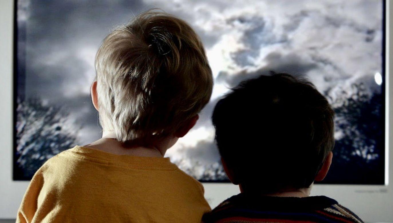 Nie możńa w ten sposób indoktrynować najmłodszych – skrażyli się widzowie (fot. Peter Macdiarmid/Getty Images)