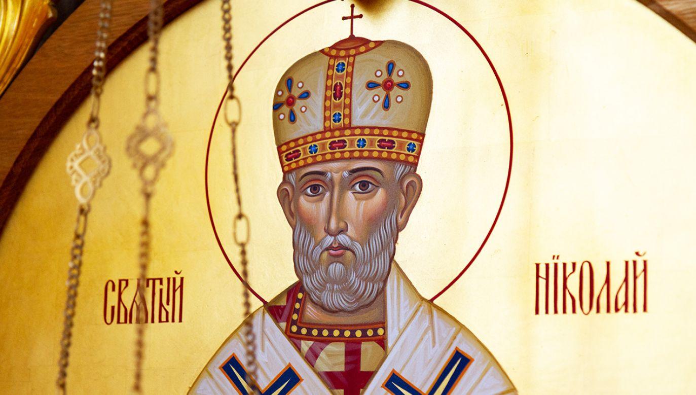 Święty Mikołaj był biskupem Miry, na terenie dzisiejszej Azji Mniejszej (fot. Shutterstock/ Adam Jan Figel)