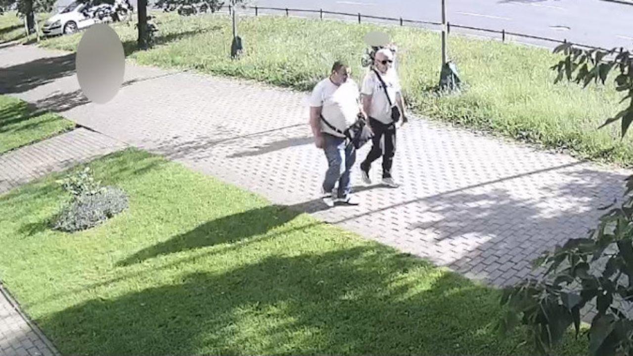 Sprawcy kradzieży poszukiwani (fot. policja.pl)