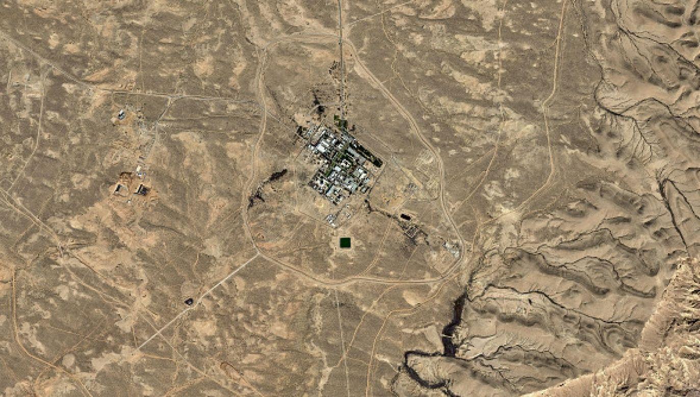 Syreny ostrzegające przed atakiem zawyły w rejonie Dimona (fot. Getty Images)