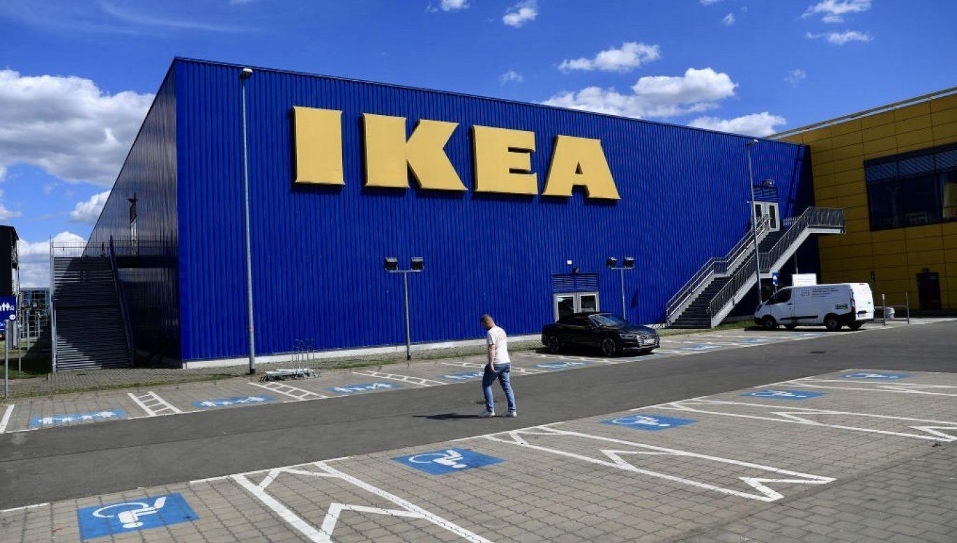 Kierowniczce IKEI grozi grzywna lub więzienie (fot. Krisztian Bocsi/Bloomberg via Getty Images)