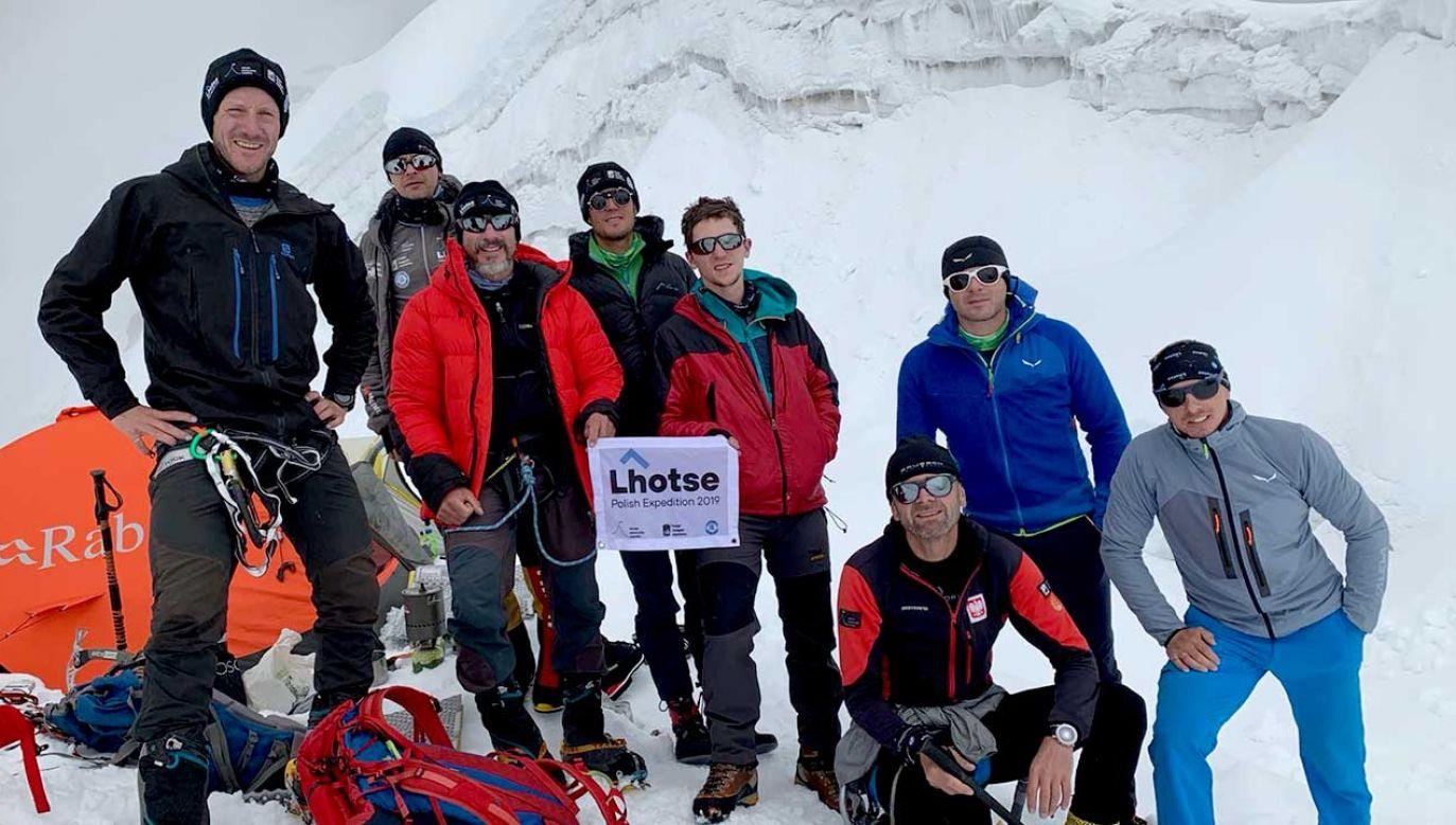 Warunki na icefallu są skrajnie niebezpieczne (fot. Polski Himalaizm Zimowy im. Artura Hajzera)
