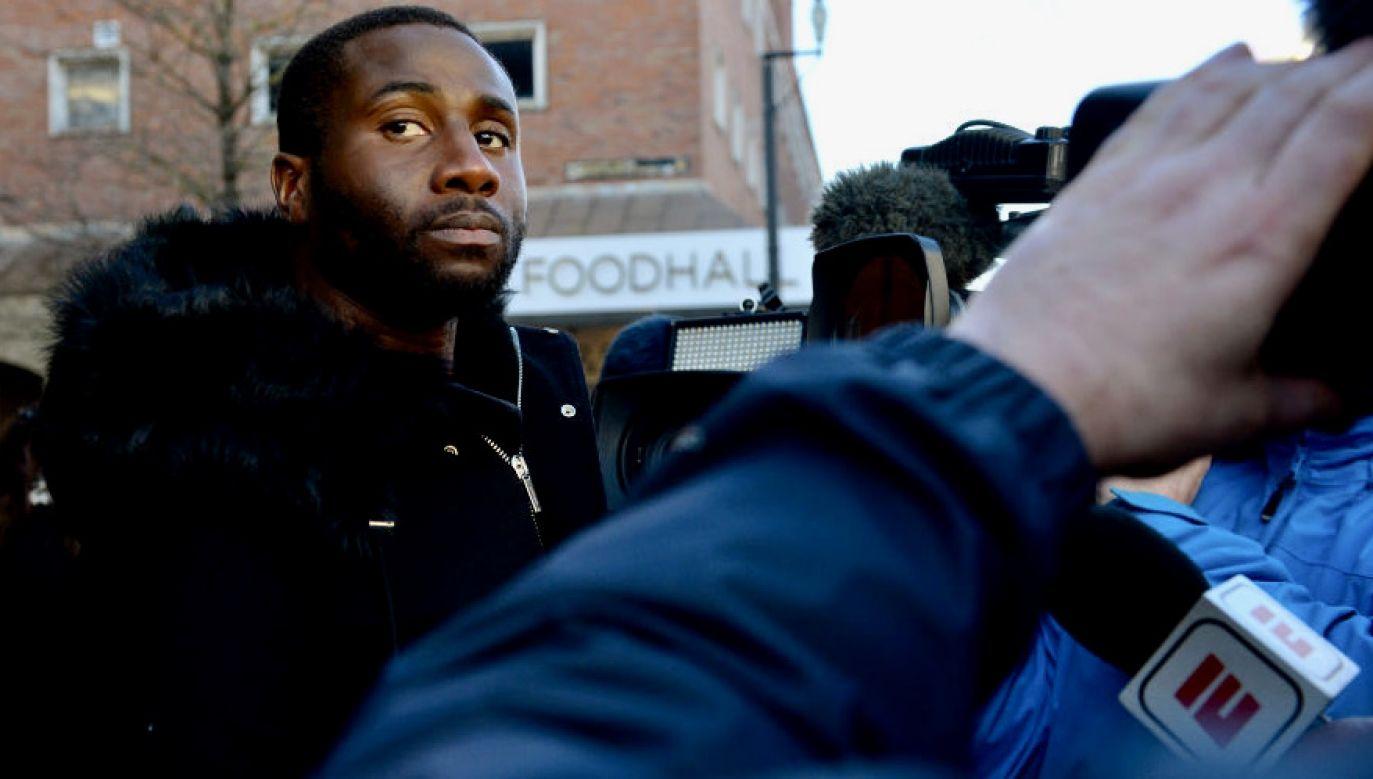Sol Bamba jest piłkarzem Cardiff od 2016 r. (fot. J.King/PA Images/Getty Images)