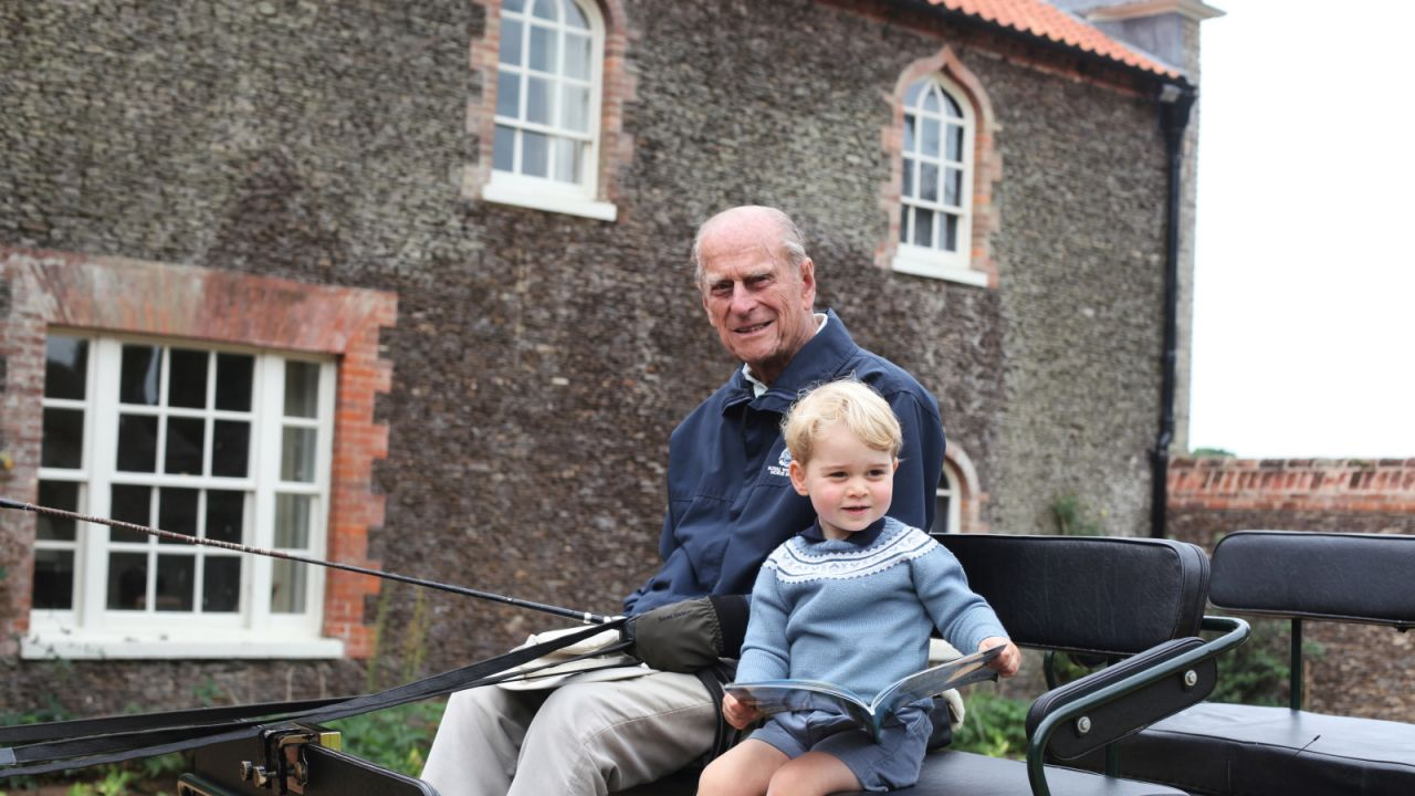 Książę Filip zmarł na zamku w Windsorze (fot. PAP/EPA)