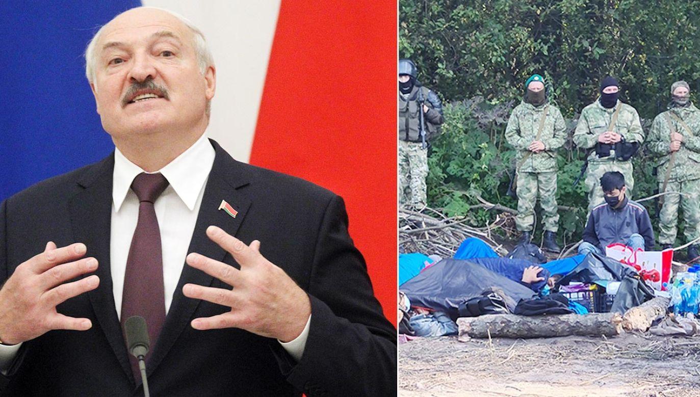 Białoruś organizuje kanał przerzutowy nadzorowany przez KGB i MSW (fot. Getty Images)