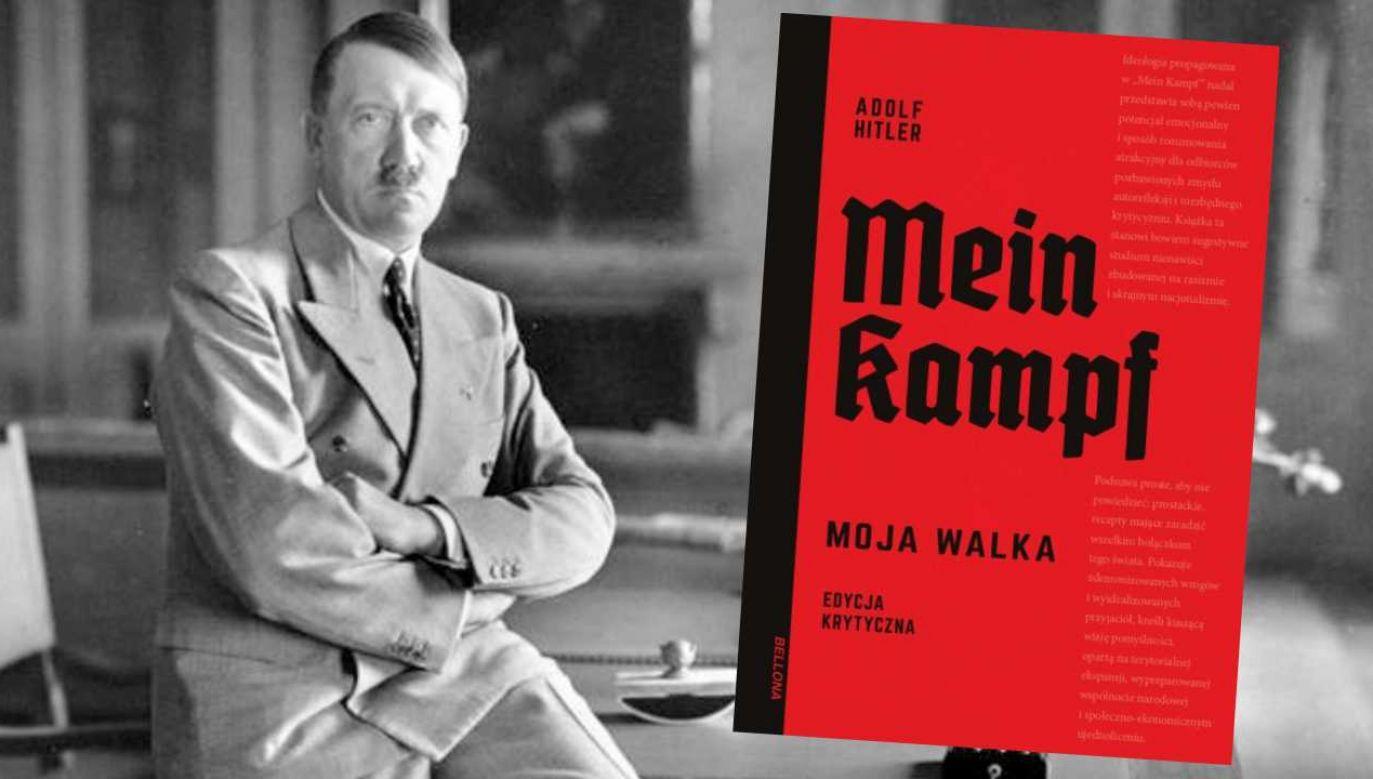 Wydanie ukazało się nakładem wydawnictwa Bellona (fot. Bellona/mat.pras./Bundesarchiv)