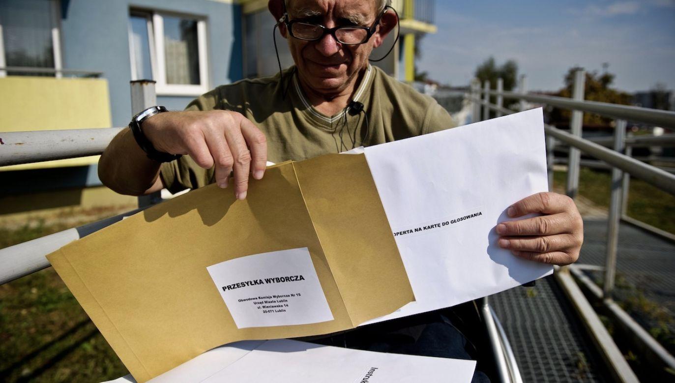 Wybory prezydenckie są zaplanowane na 10 maja (fot. arch.PAP/Wojciech Pacewicz)