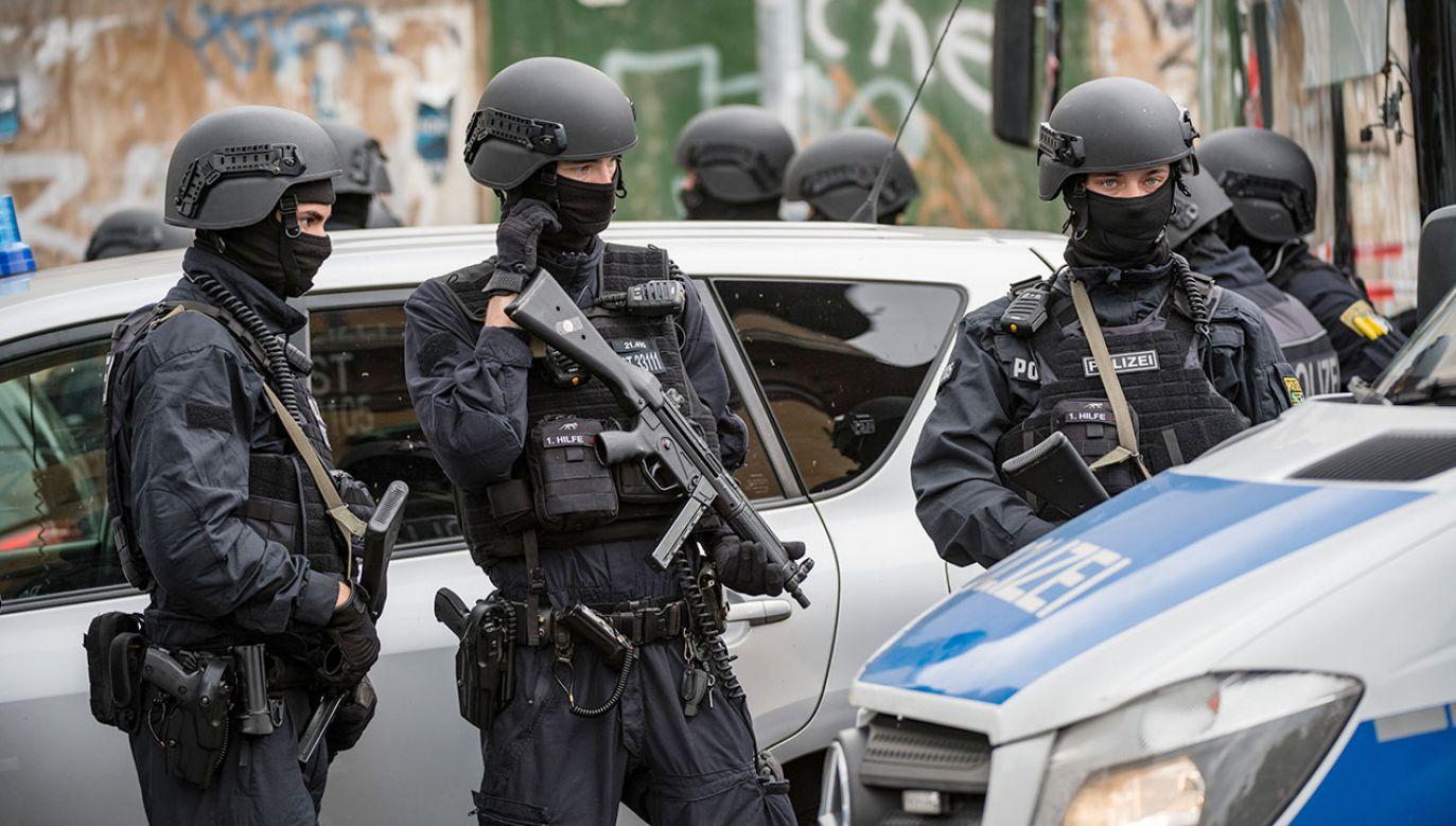 W Europie Zachodniej nie maleje zagrożenie atakami terrorystycznymi (fot. Jens Schlueter/Getty Images)