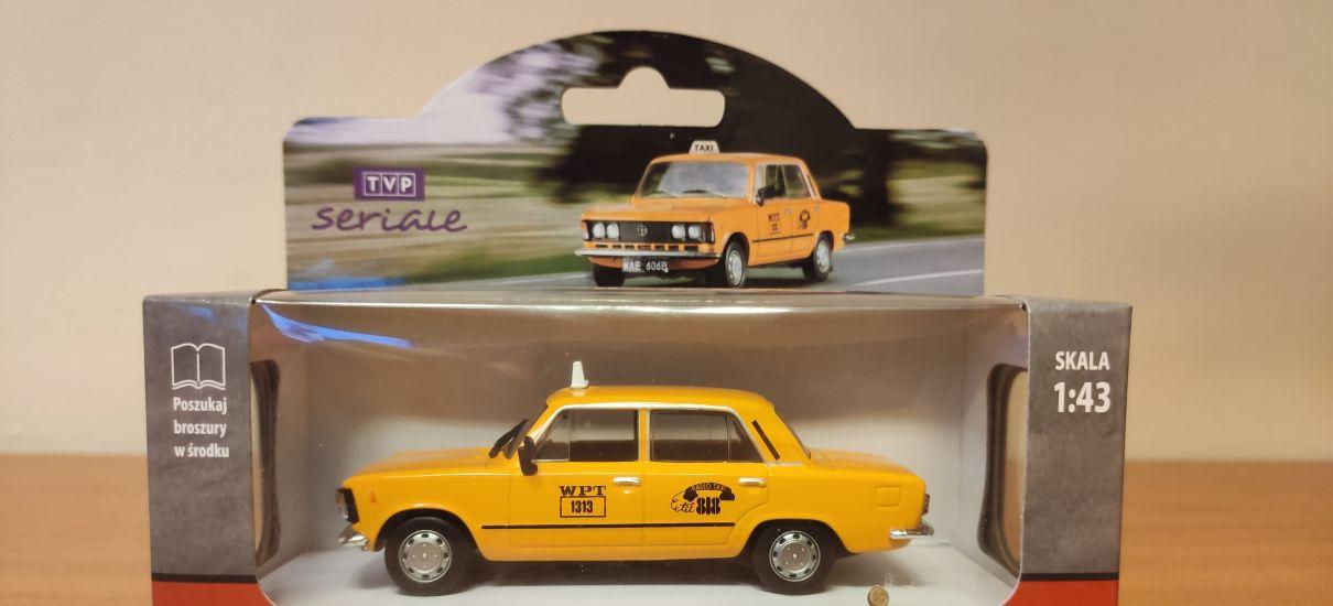 """Żółta taksówka ze """"Zmienników"""" już w sprzedaży!"""