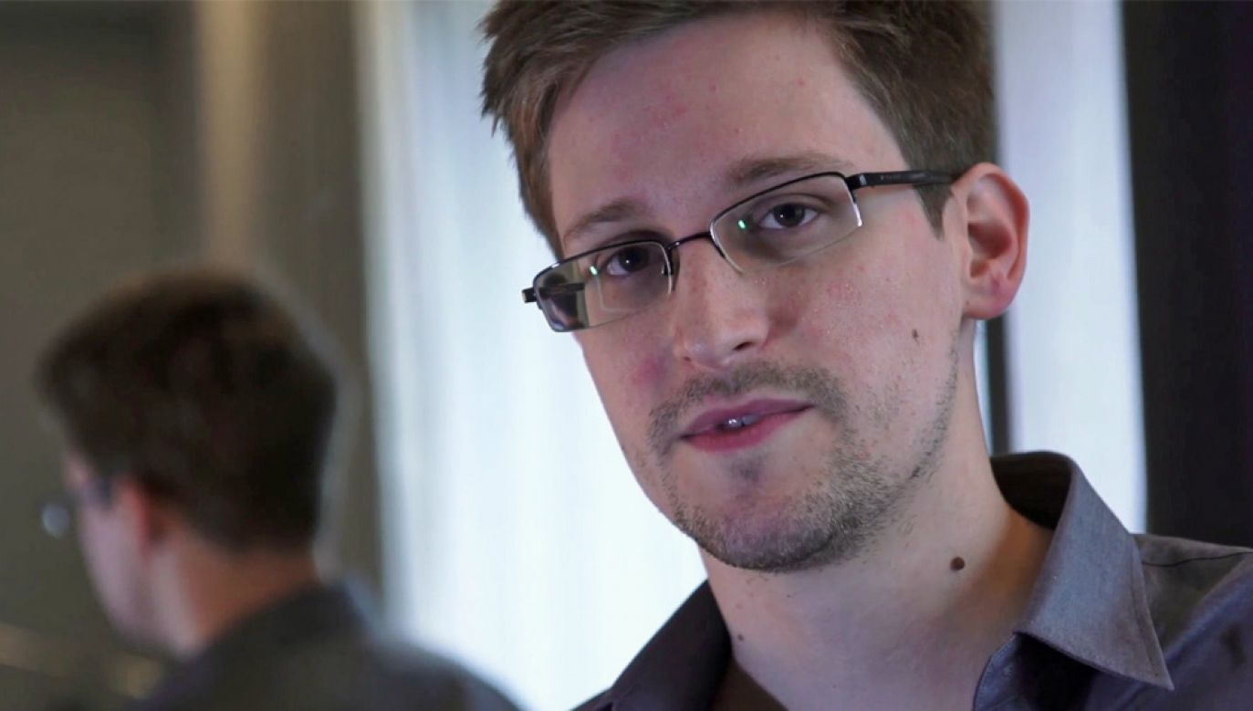 Edward Snowden otrzymał azyl w Rosji (fot. PAP/EPA/GLENN GREENWALD / LAURA POITRAS / THE GUARDIAN HANDOUT)