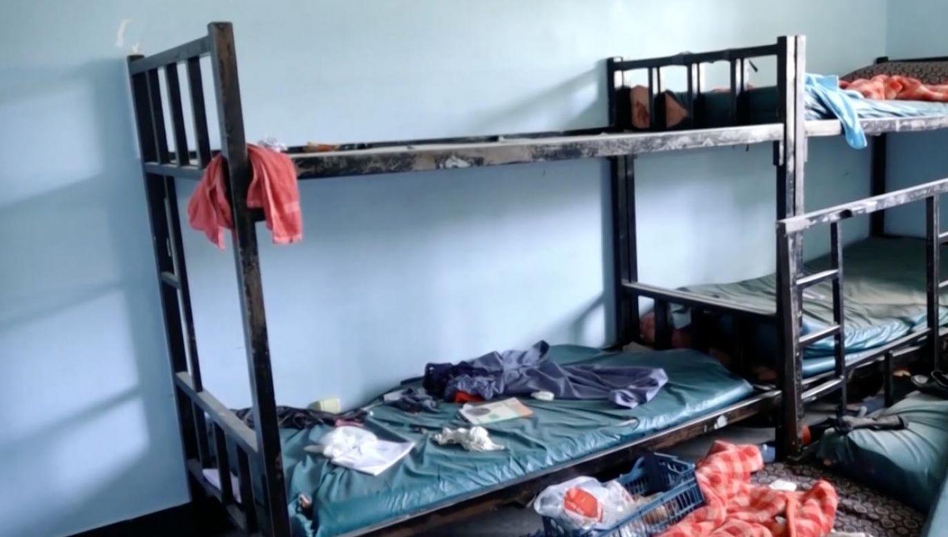Afgańskie więzienie dla kobiet (fot. EBU/Ariana News)