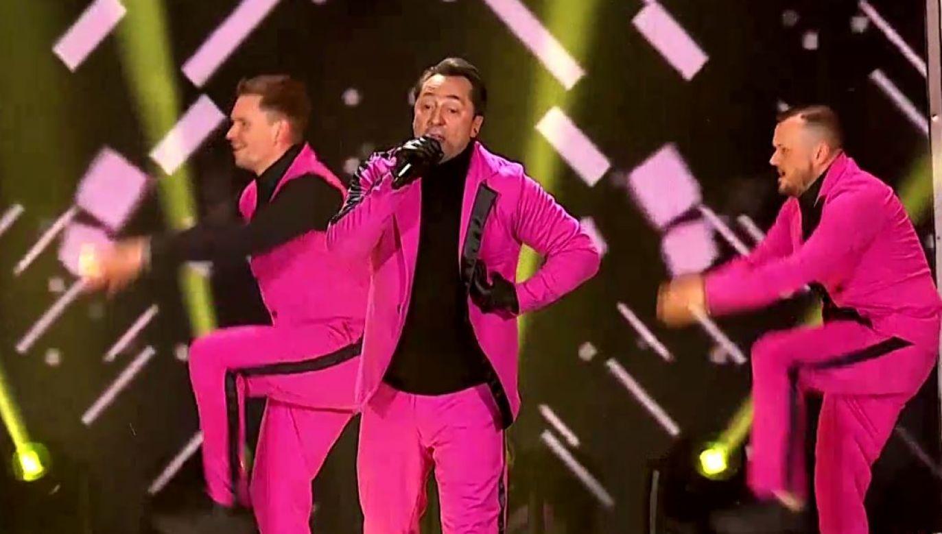 Zespół Boys to jedna z legend polskiej muzyki tanecznej (fot. TVP Info)