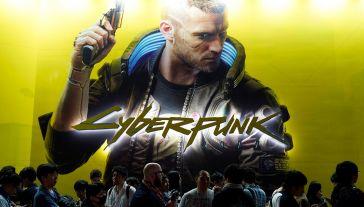 Premiera Cyberpunk 2077 planowana jest na listopad (fot. PAP/EPA/FRANCK ROBICHON)