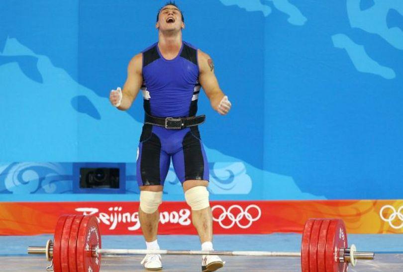 Ilia Ilin – mistrz w kategorii 94 kg (fot. Getty Images)
